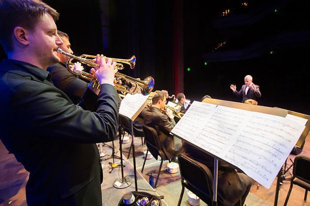 Jazz Trumpet at UNC