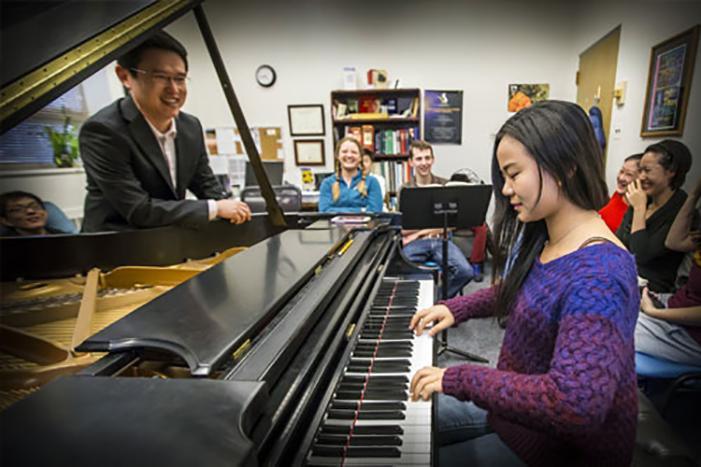Piano Studio Class