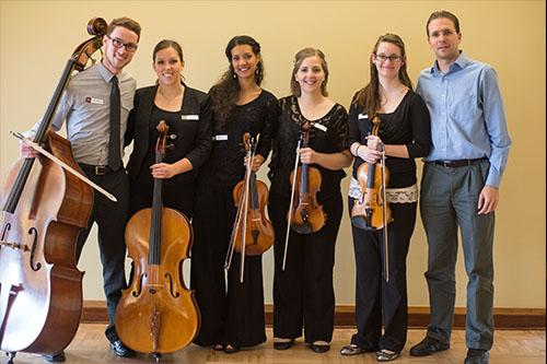 Chamber Music at UNC