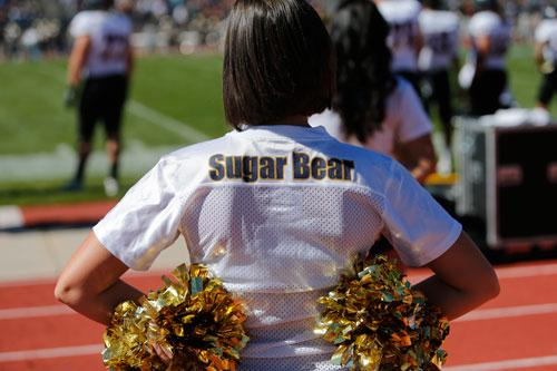 UNC Sugar Bears Dance Team