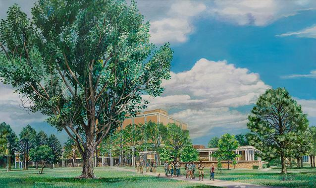 Sieger Hartgers: Impressions of Campus