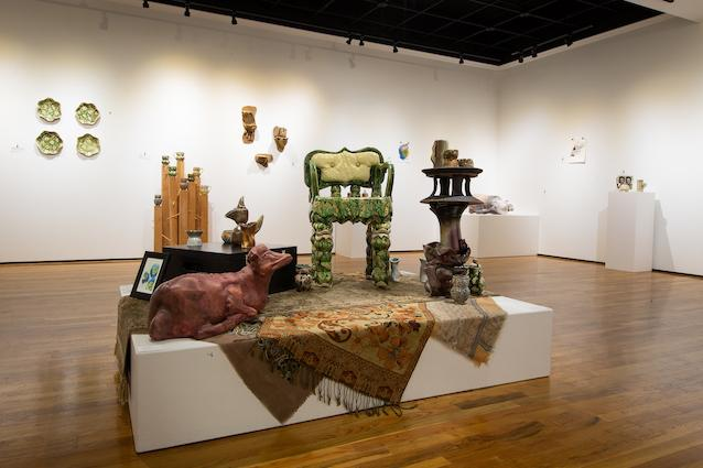 Regrowth and Decay Art Exhibition