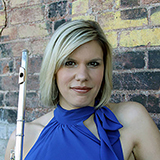 Brielle Frost, Flute, UNC School of Music Alum