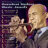 UNC Jazz Studies 2018 DownBeat Student Awards