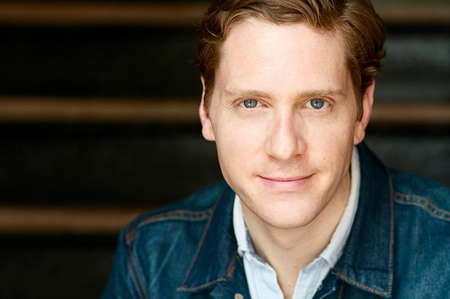 Andy Kelso, UNC Theatre Arts & Dance alumnus