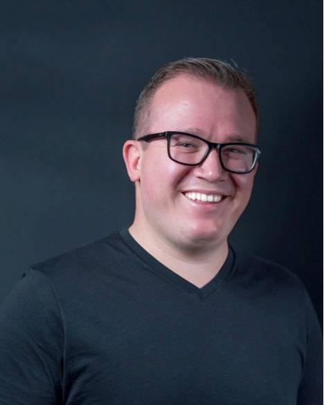 Andrew Preble, UNC Art & Design Alum