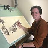 John Sawvel, UNC Art & Design Alum