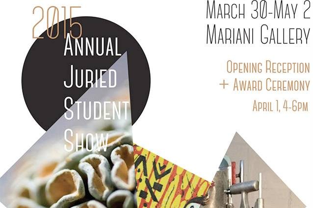 Annual Student Exhibition 2015
