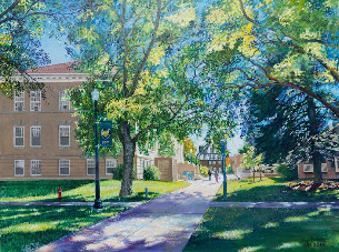 Sieger Hartgers, Impressions of Campus