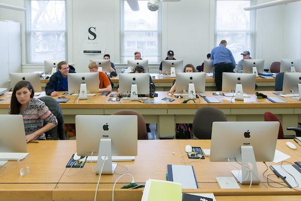 Graphic Design Facilities