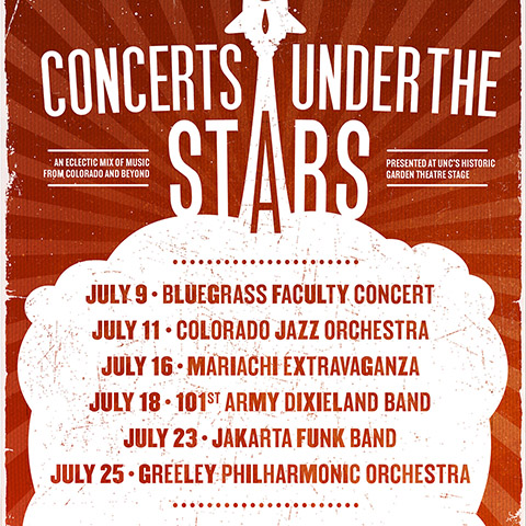 Concerts Under the Stars 2017