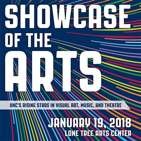 UNC Showcase of the Arts 2018