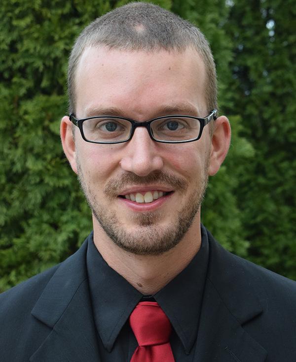 Todd Swingle, Arts Innovation Award Winner