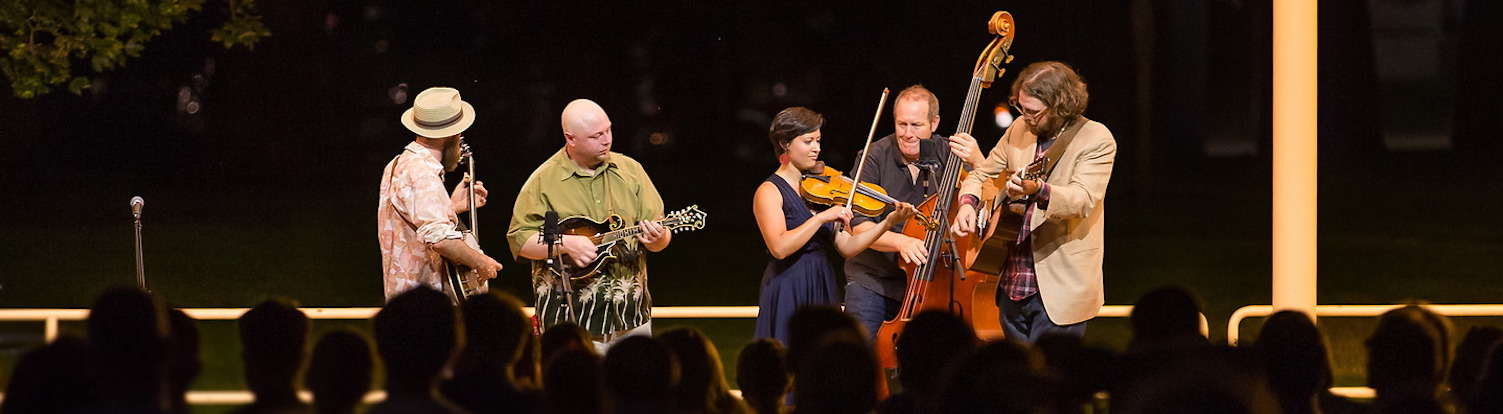 UNC Bluegrass Faculty