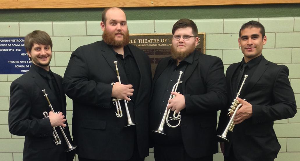 UNC Trumpet Ensemble