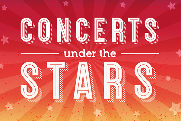 Concerts Under the Stars