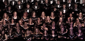 Choirs at UNC