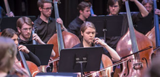 Orchestras at UNC