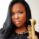 Camille Thurman, School of Music Faculty
