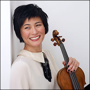 Jennifer Koh, Violin