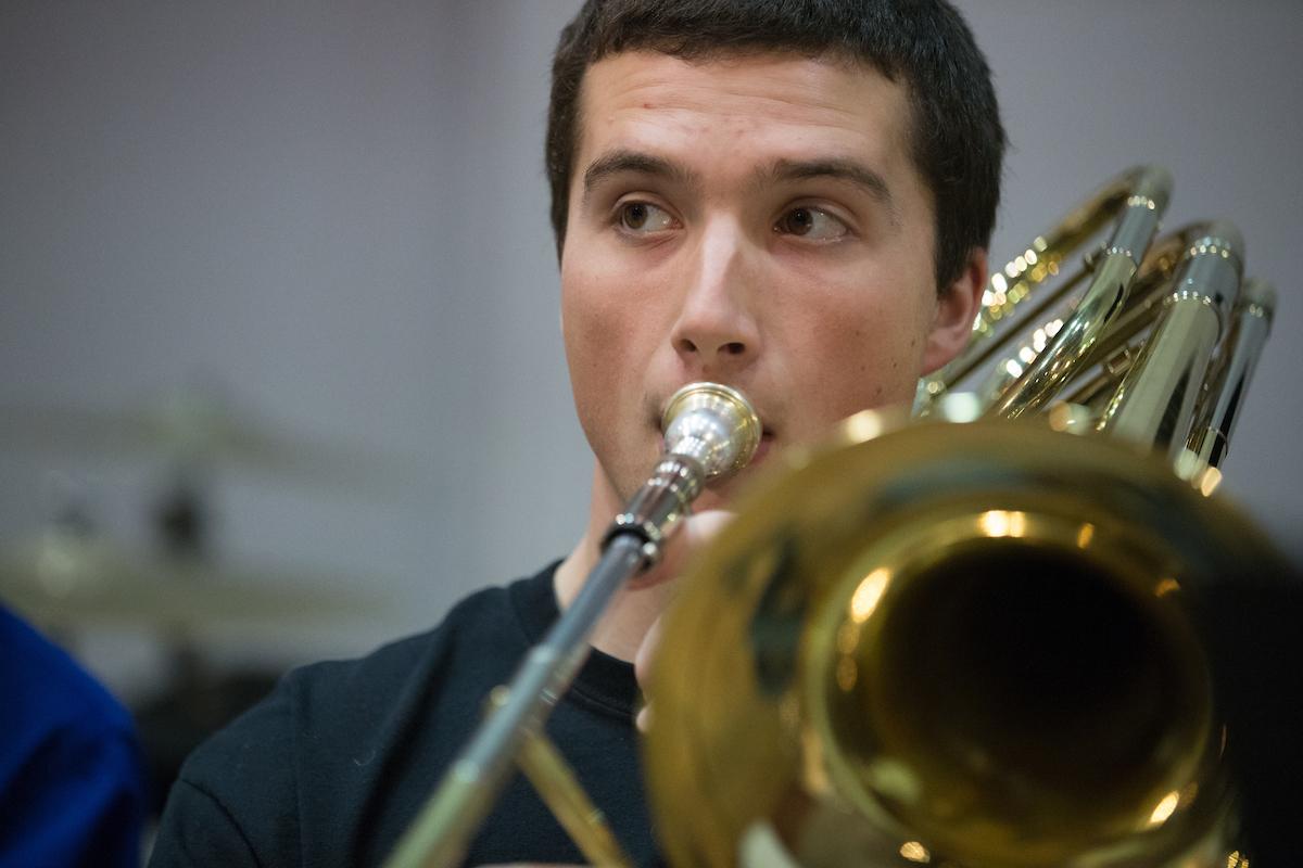 Trombone at UNC