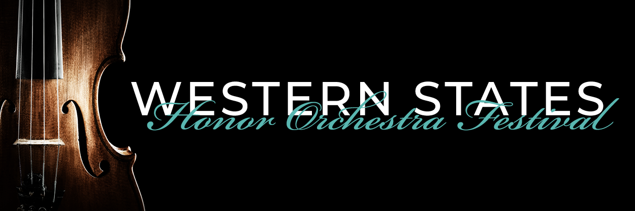 Western States Honor Orchestra Festival | UNC