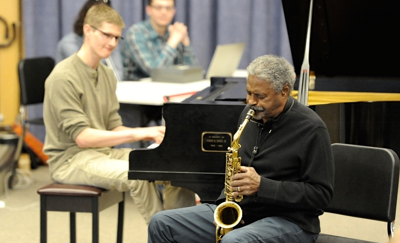 Charles McPherson and Tom Amend