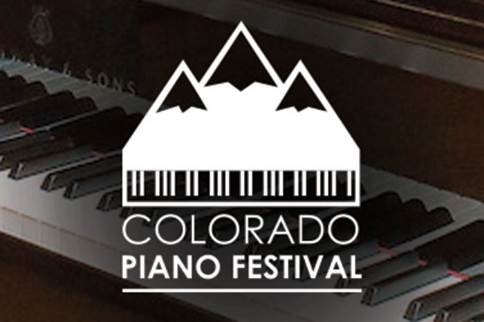 Colorado Piano Festival Logo