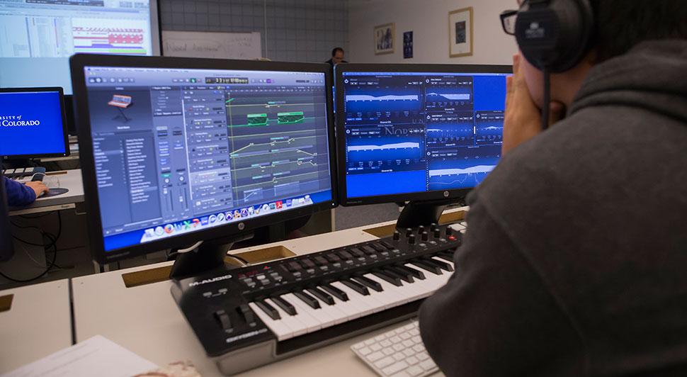 UNC Music Computer Lab