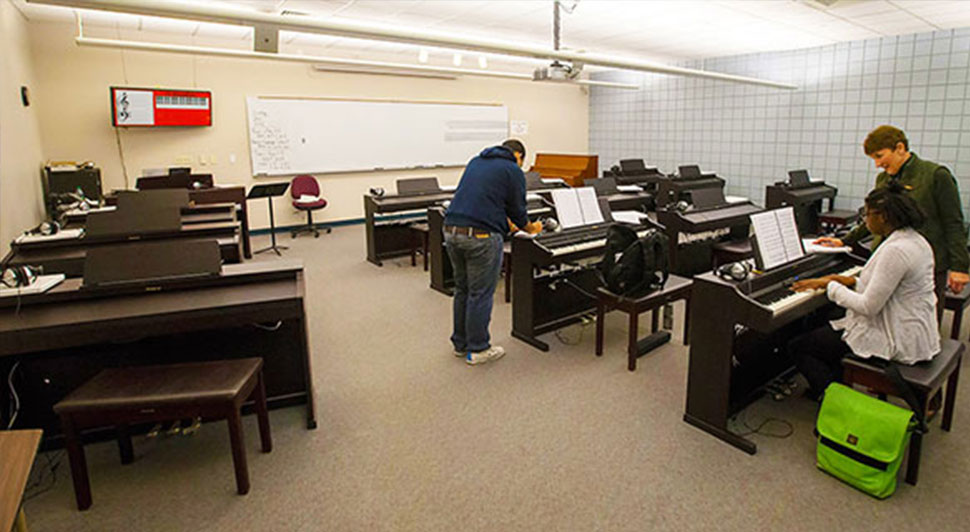 UNC Keyboard Lab