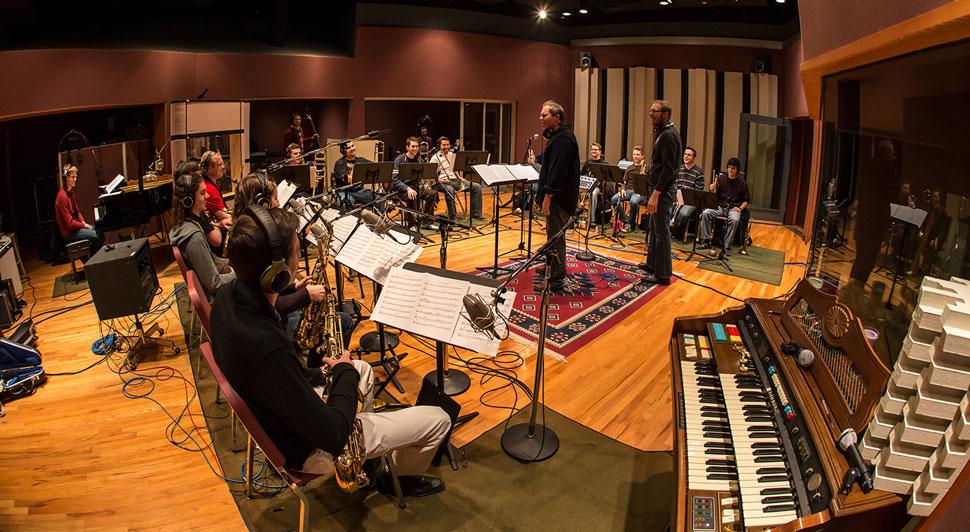 UNC Recording Studio