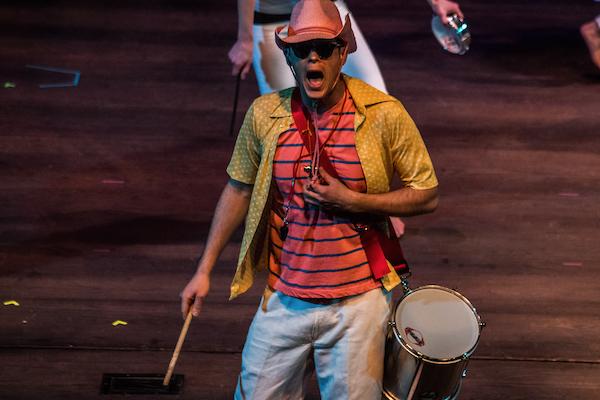 Percussion Ensemble at UNC Gala 2017