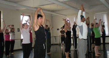 Laurence Curry workshop